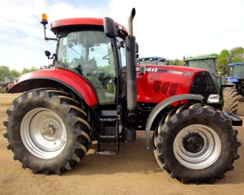 Tractor Case IH Puma 155 en Totoras