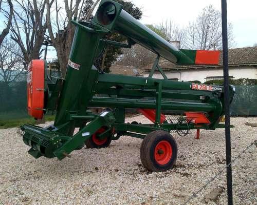 Extractora Richiger EA-910 para 9y 10 Pies .