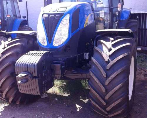 Tractor New Holland T6090 (165hp) - Entrega Inmediata