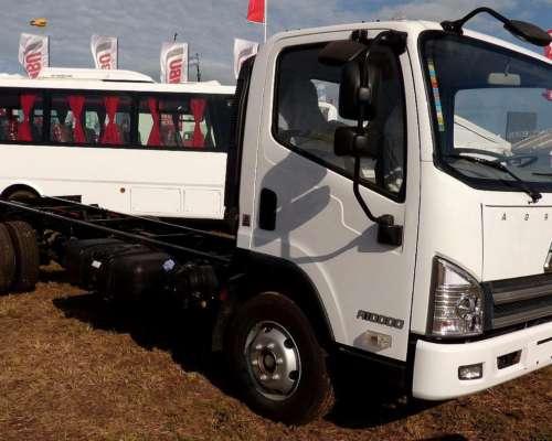 Nuevos Camiones Agrale 6 - 8 - 10 TN