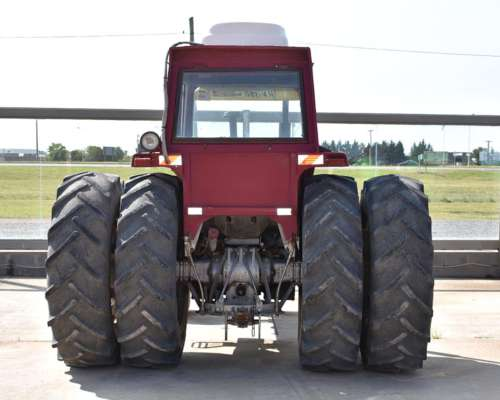 Tractor Massey Ferguson 1195, año 1980