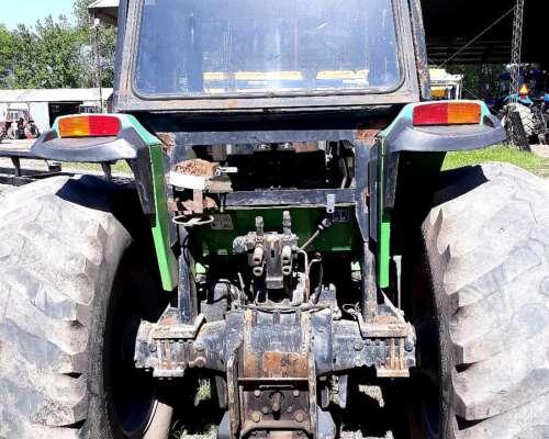 Tractor Agco Allis 6.110 HP Amplia Financiación