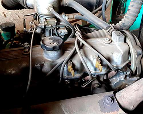 Autoelevador Taurus 2 TN Mitsubishi