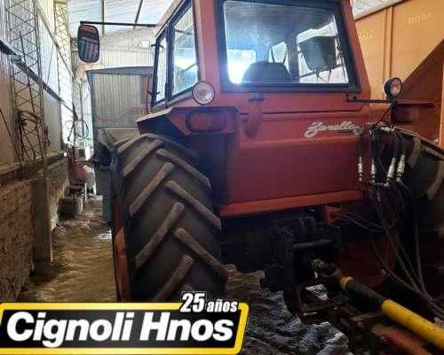 Zanello UP 100, CUB 18-4 X 34 Original Vend Cignoli Hnos.
