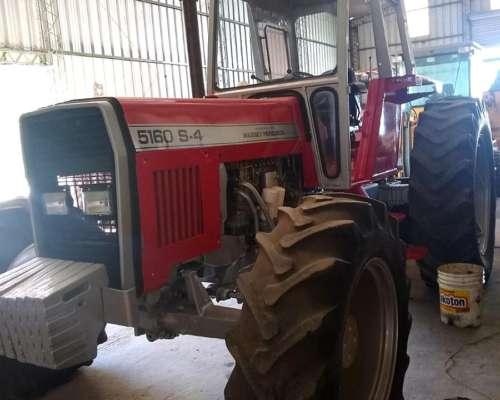 Tractor Massey Ferguson 5160 4X4