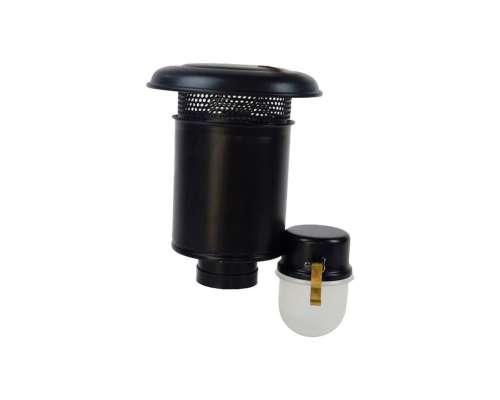 Pre-filtro de Aire C/vaso Decantador de Polvo