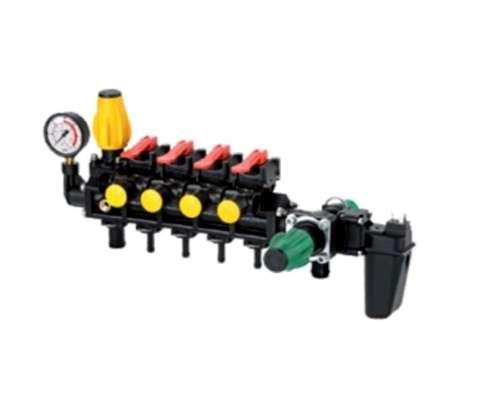 Comando de Pulverizacion Control Flow Corte Electrico
