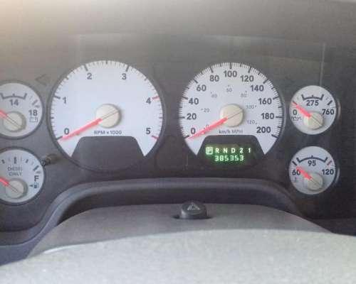 Dodge RAM 1500 Heavy Dutty 4 X 4 2006