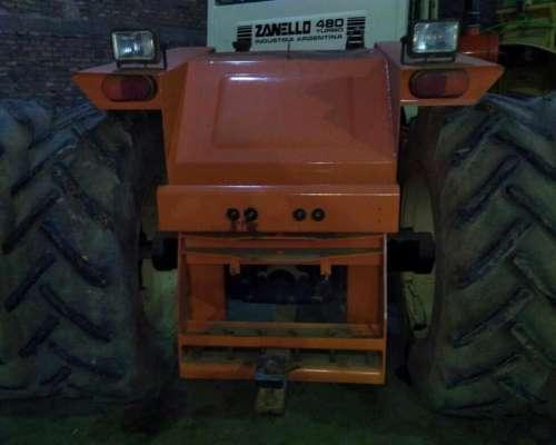 Tractor Zanello 480 Turbo - 1.992 / muy Buen Estado Gral.