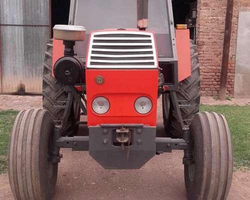 Tractor Zetor 12011, año 1989