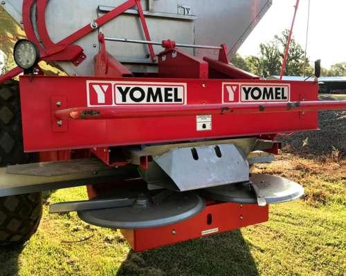 Fertilizadora Yomel - Impala 10000
