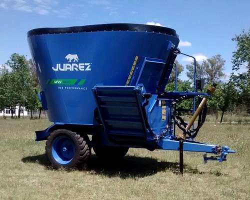 Mixer Vertical Juarez Nuevo