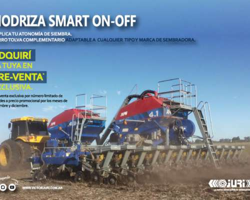 Nodriza Smart On-off MB 4.1