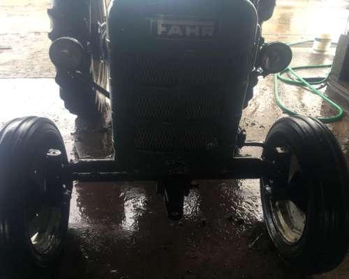 Tractor Farh Deutz Usado. Excelente Estado.