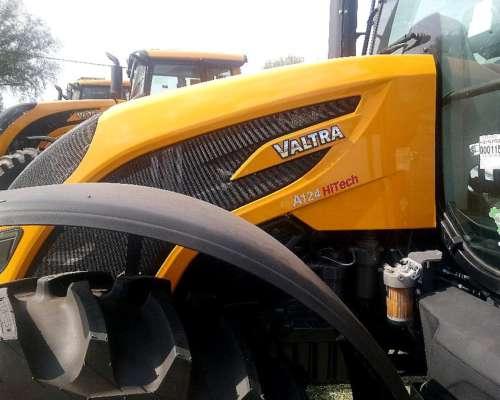 Tractor Valtra Linea a HI Tech