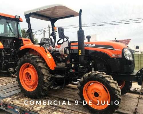 Tractor Zanello Ecoline 4045 45hp 4X4 - 9 de Julio