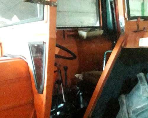 Fiat 800e. Motor Perkins 6 Fase 2