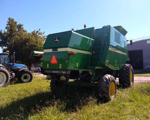 Jhon Deere 1450 año 2003 Impecable.