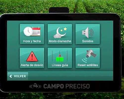 Banderillero Satelital Campo Preciso Cp575 Nitro