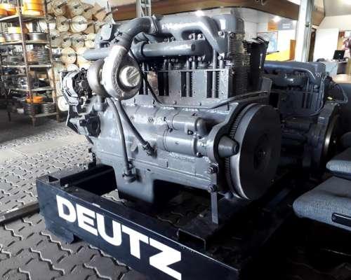 Motor Deutz BF6L913 con Turbo Reparado a Nuevo