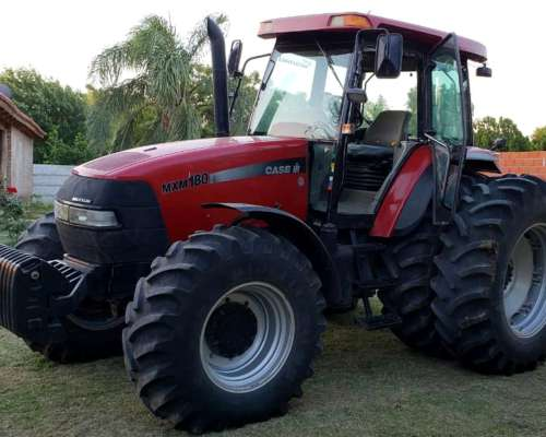 Tractor Case Maxxum 180 año 2007 , con Garantía