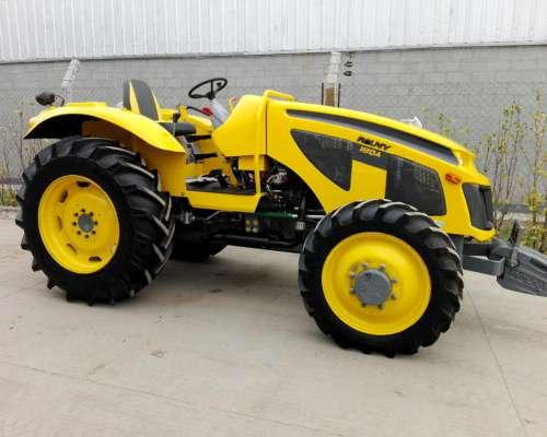 Tractor Pauny 180a 4X4 Frutero