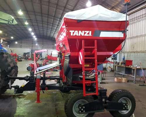 Fertilizadora Tanzi Superflow 4000 36 Metros