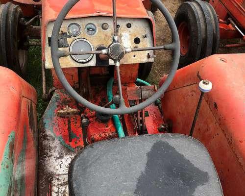 Tractor Fahr D66f muy Buen Estado