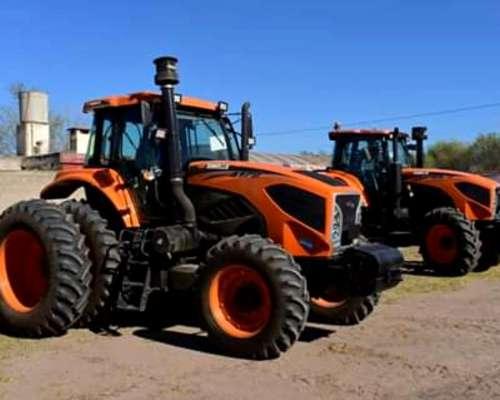 Nuevos Tractores Zanello 4210/4240