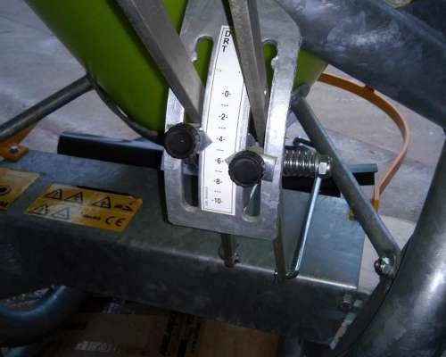 Fertilizadora Monodisco , para 3 Puntos Marca Rocha KC-500