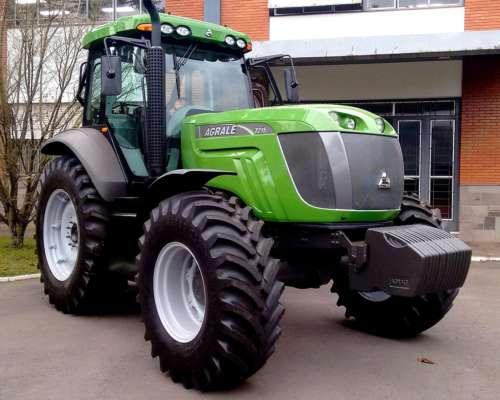 Nuevo Tractor Agrale 7215 Industria Argentina