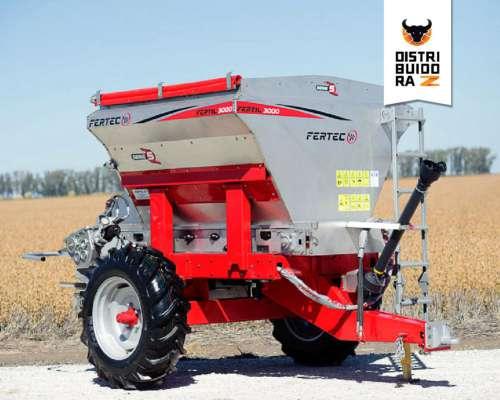 Nuevo: Fertilizadora Fertec 3.000 Serie 5 , Lincoln