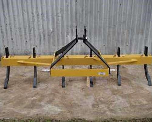 Cincel - Jumbo - Cultivador de Seis 6 Puntas Tipo Cincel