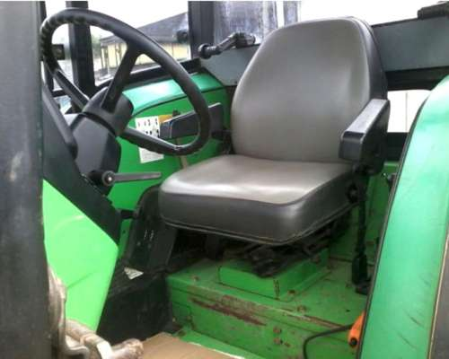 Tractor Agco Allis 6110 - año 2007