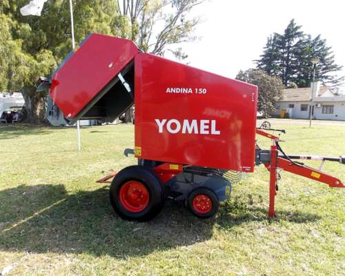 Rotoenfardadora Yomel Andina 150