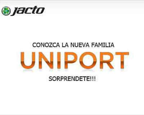 Jacto Uniport 3000 Lts 30 Mts Amplia Financiacion