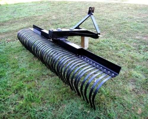 Rastrillo Trasero para Tractor - Rake USA