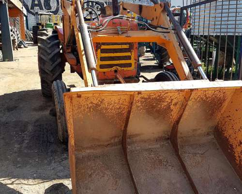 Tractor Someca 45 con Pala
