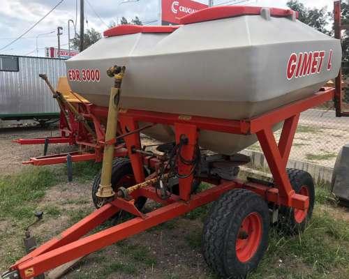 Fertilizadora Gimetal EDR 3000