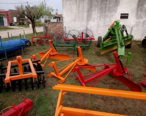 Niveladora Anclaje para 3 Puntos ( P/ Tractores de Baja Pote