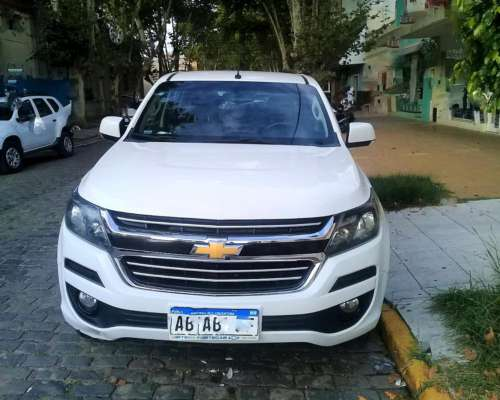 Checrolet S10 LT 4X4 2017