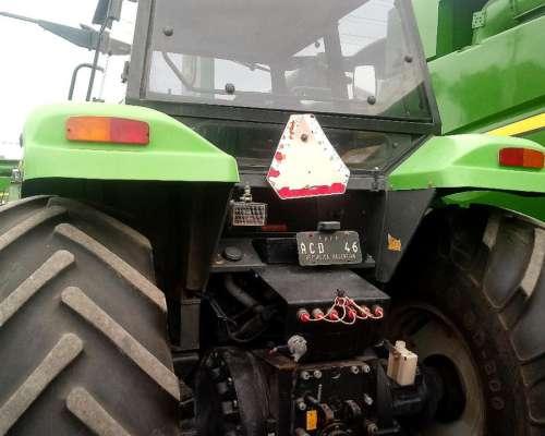 Tractor Agco Allis 6.175 año 2007