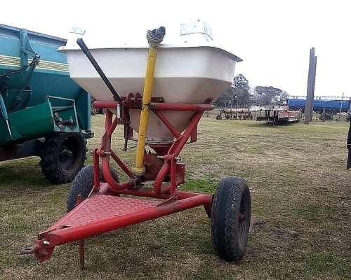 Fertilizadora JAN 800 Lts