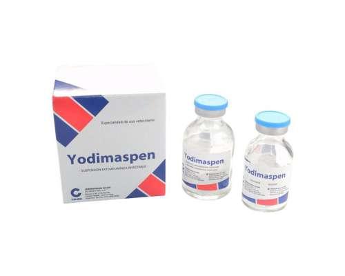 Antibiótico Yodimaspen X 2 Unid X 5 GRS
