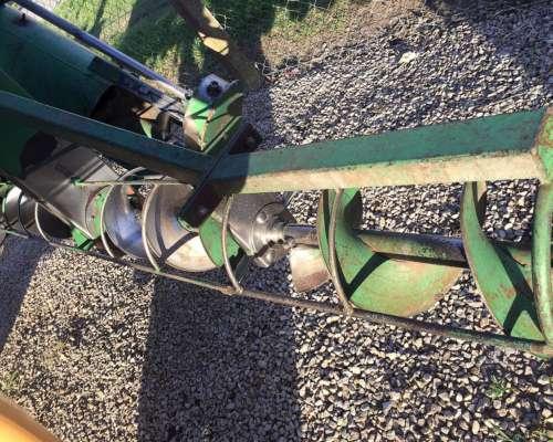 Extractora Agrotec Modelo Nuevo TR 11.1 180tn/hrs