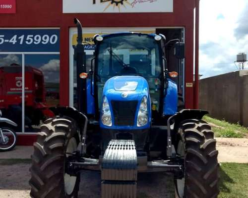 Tractor New Holland T6-130