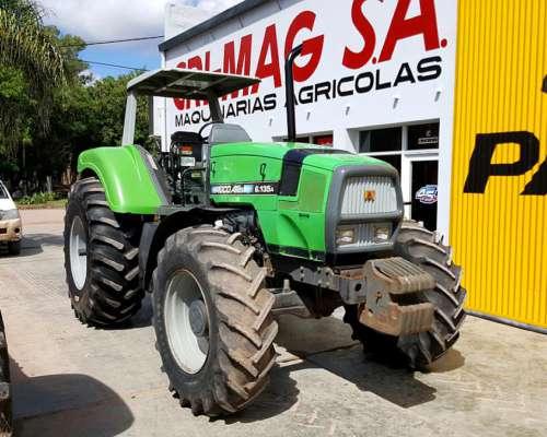 Agco Allis 6.135 a - DT - Año: 2014 - 24.5x32