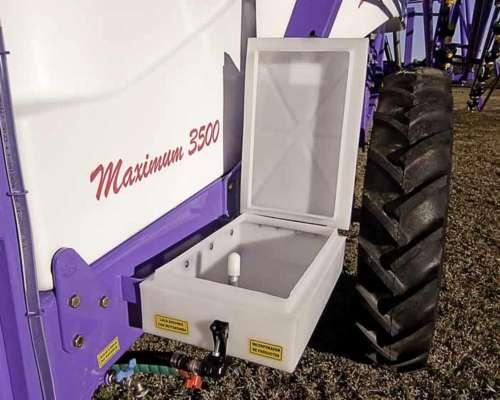 Pulverizadora Maximum 3500 Agrinmetal