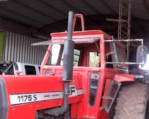 Tractor Massey Ferguson 1175 1978