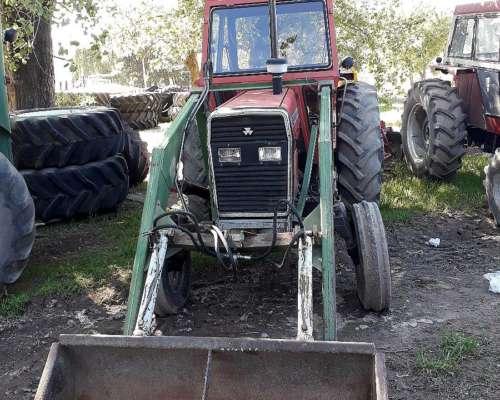 Tractor Massey Ferguson 1499 . - con Pala-